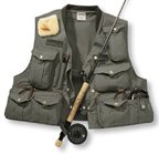 Filson Flyfishing Vests